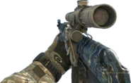 Dragunov Blue MW3