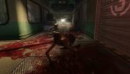 Five crawler zombie
