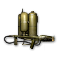 Flamethrower Icon WWII