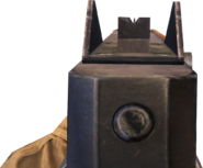 Thompson Iron Sights COD