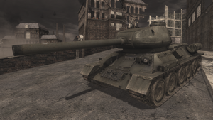 Т-34 World at War