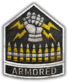 Armored icon WWII