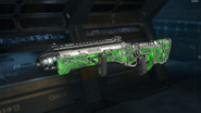 Banshii Gunsmith Model Weaponized 115 Camouflage BO3