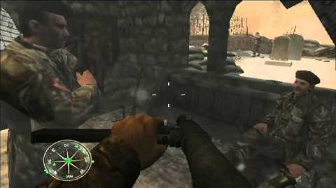 Call of Duty World At War – Final Fronts - Mission 10 - Battle of Bure