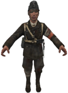 German Honor Guard model WaW