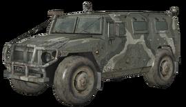 GAZ-2975 model MW3