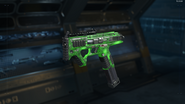 L-CAR 9 Gunsmith Model Weaponized 115 Camouflage BO3