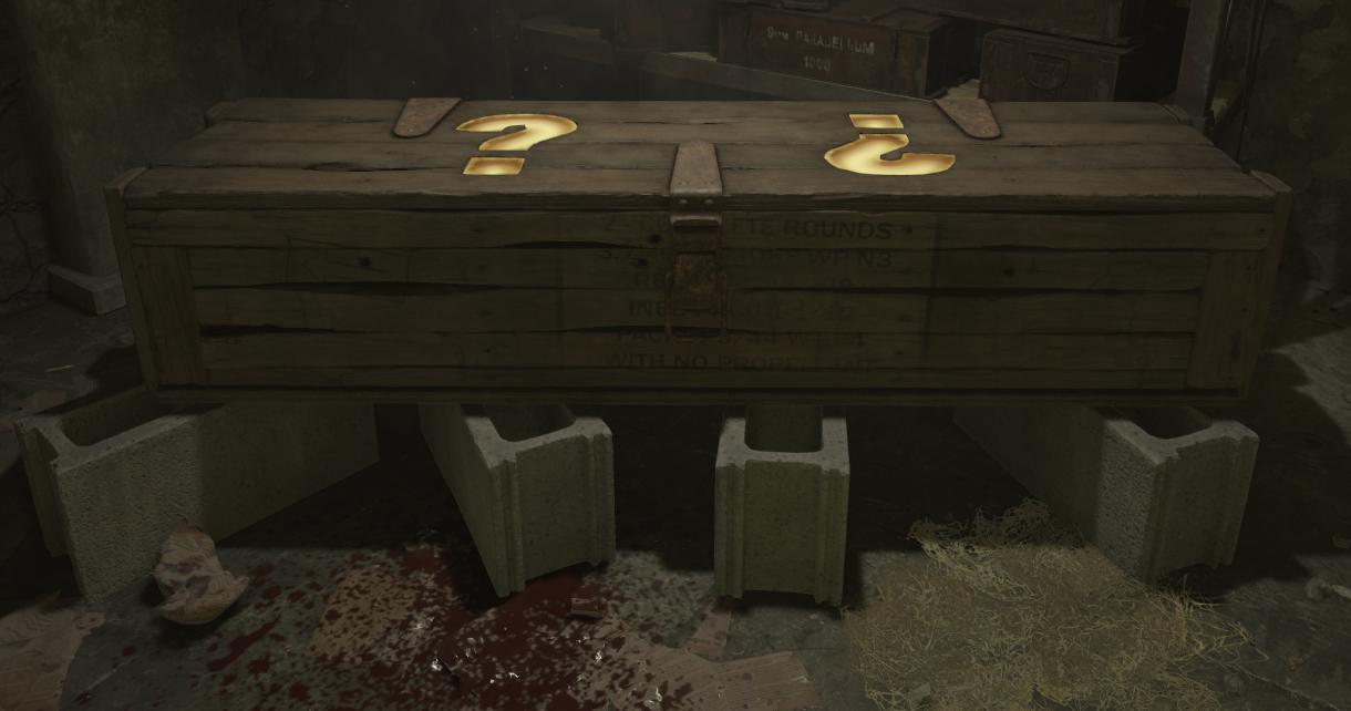 Mystery Box Call Of Duty Wiki Fandom Powered By Wikia