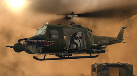 UH-1 in Vietnam