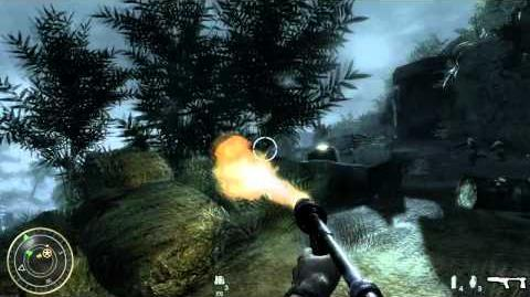 Прохождение Call of Duty World at War