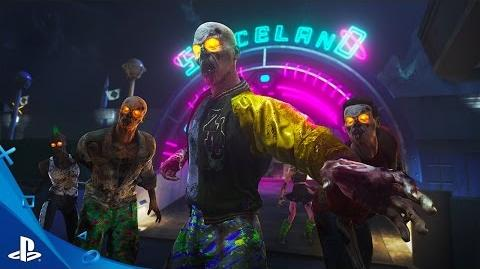 Call of Duty Infinite Warfare - Zombies in Spaceland Reveal Trailer PS4
