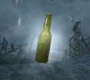 Empty Perk Bottle