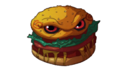 Harmburger Sticker BO4