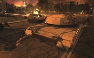 M1A2 Abrams Of Their Own Accord MW2
