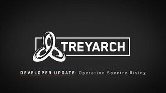 Treyarch Developer Update Operation Spectre Rising