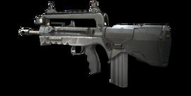 Weapon famas
