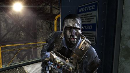 David ''Hesh'' Walker The Ghost Killer CoDG