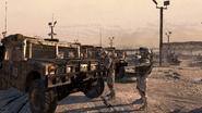 Humvees S.S.D.D. MW2