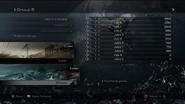 Multiplayer pre-game lobby CoDG