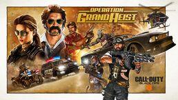 Operation Grand Heist Promo BO4