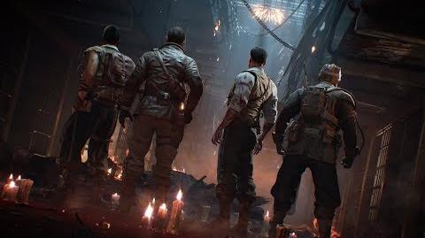 Официальный тизер Call of Duty ® Black Ops 4 — «Кровь мертвецов» RU