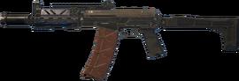AKS-74U menu icon CoDO