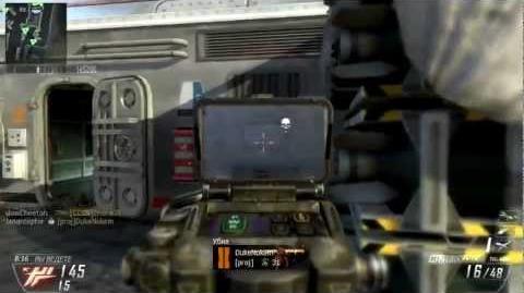 Black Ops II - M1216 Guide