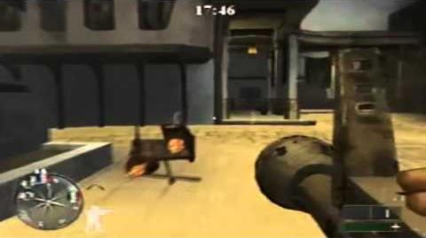Call of Duty 2 Big Red One Online Multiplayer Match - Bizerte (Domination)