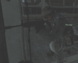 McCoy Down the Rabbit Hole MW3