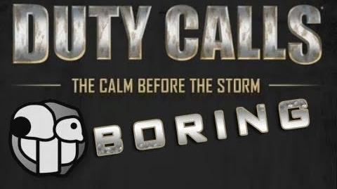 Duty Calls - Call of Duty Parody