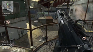 G36C unused reload animation MW3