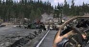 Game Over bridge collapsed