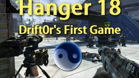 Hangar 18 - Annihilation Map Pack - Drift0r's First Game - CoD Black Ops Gameplay Commentary
