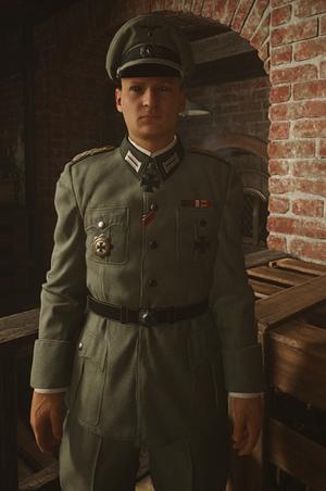Keller WWII