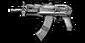 AK-74u HUD icon MW3