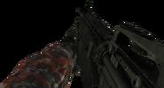 M16A4 MW2 Shotgun