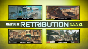 Retribution DLC Promo IW