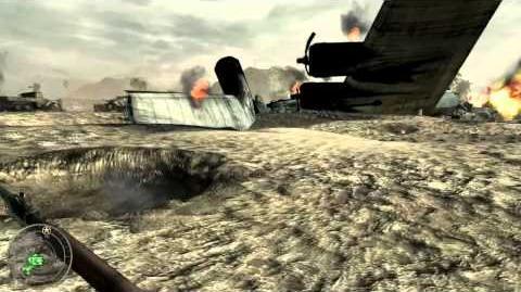 Прохождение Call of Duty World at War