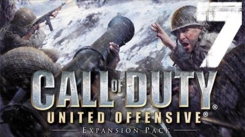 Call of Duty United Offensive прохождение. Ур