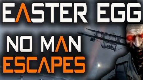 Mob Of the Dead Easter Egg 1 - No Man Escapes Alive Plane- COMPLETE Tutorial Step-by-Step Guide