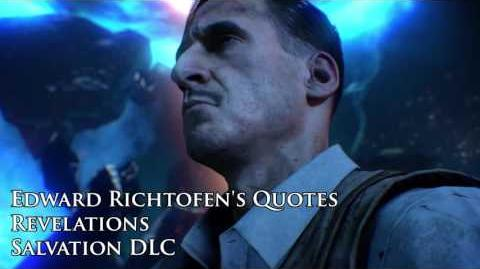 "Revelations - Edward Richtofen's quotes sound files (Black Ops III ""Salvation"" DLC)"