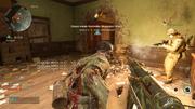 Call of Duty WWII Хордепоинт геймплей на ЗП