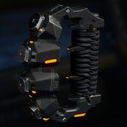 Brass Knuckles Gunsmith Model Black Ops III Camouflage BO3