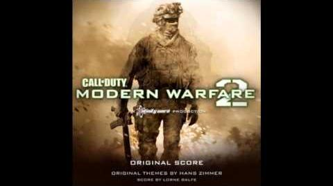 Call of Duty Modern Warfare 2 - Original Soundtrack - 14 Safeguard