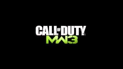 Call of Duty Modern Warfare 3 GIGN Defeat Theme