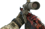 Dragunov Red MW3
