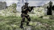 Federation Soldier CODG