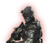 Primary Gunfighter Wildcard Icon BOII