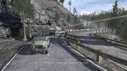 SAS Members in UAZ-3151 Game Over COD4