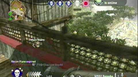 Call of Duty World at War Bazooka Montage